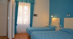 Dove dormire a Roma con bambini: camera tripla B&B Colosseo In