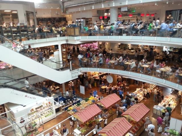 Dove mangiare a Milnao con bambini: Eataly