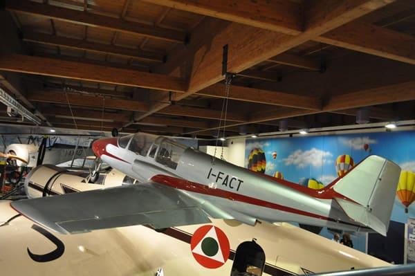 Museo dell'Aereonautica di Trento