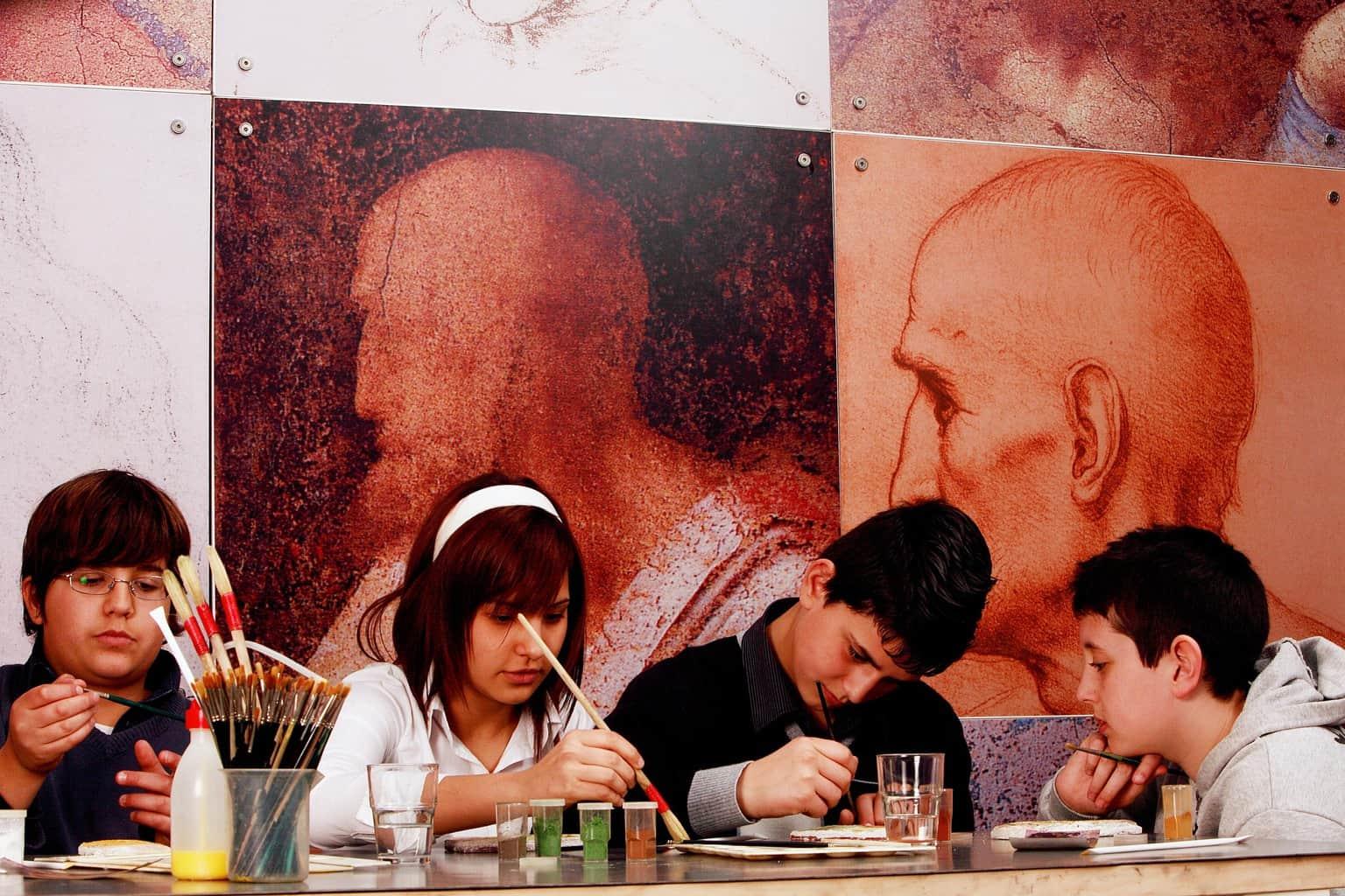 Museo nazionale scienza e tecnologia Milano ©Mauro Fermariello - 2009