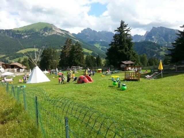 Monte Pana in Val Gardena con i bambini