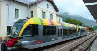 ferrovia della Val Venosta