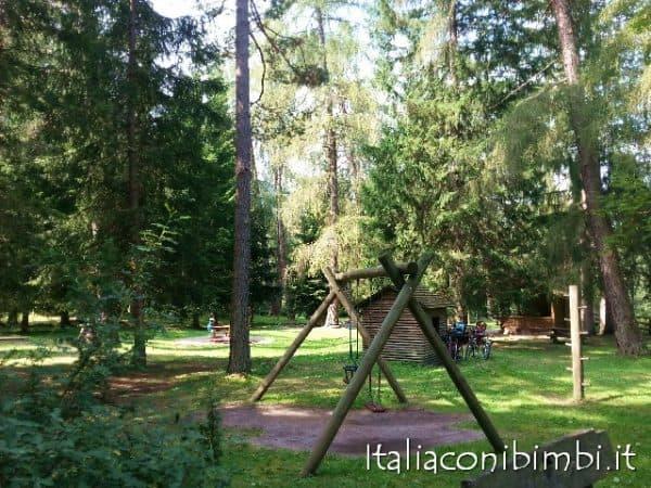 Parco giochi Grieswaldile