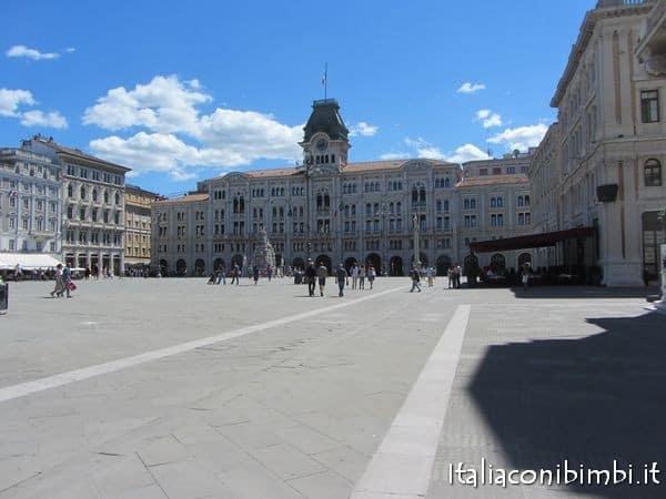 Trieste-piazza-unita-ditalia