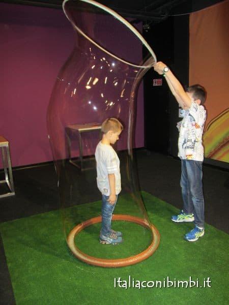 Trieste con bambini Immaginario Scientifico