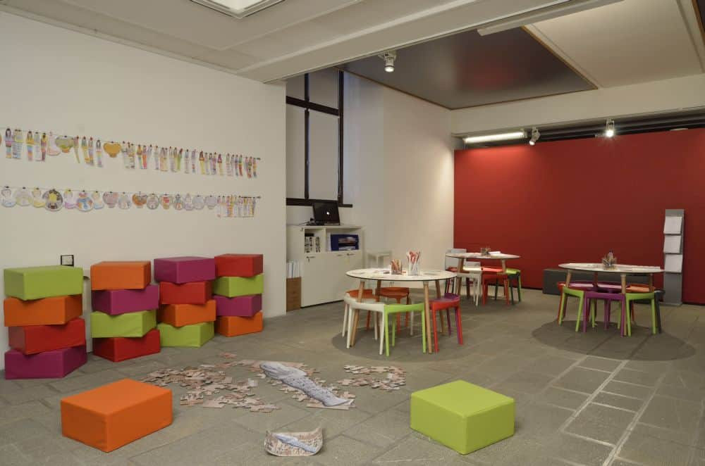 Playroom al castello di Udine