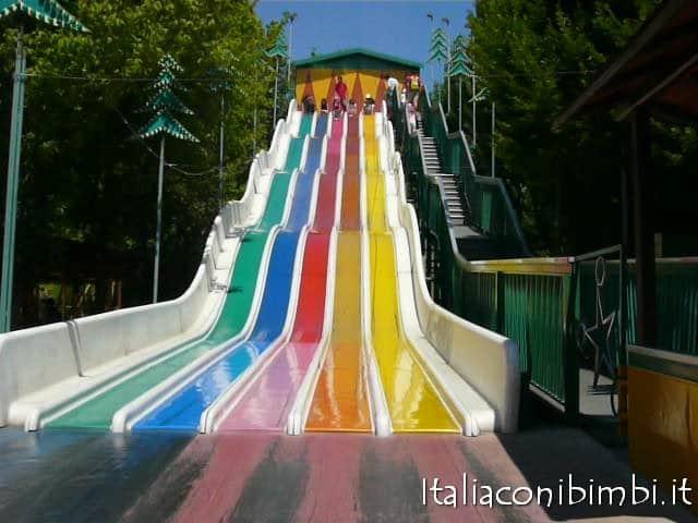 Parchi per bambini in Emilia Romagna: Fiabilandia di Riccione