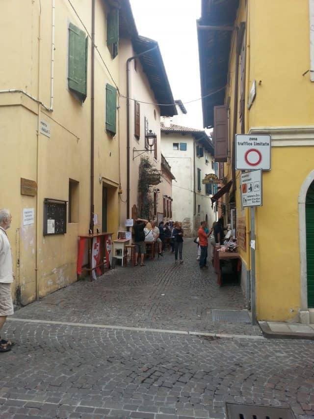 Friuli con bambini il frico a Cividale
