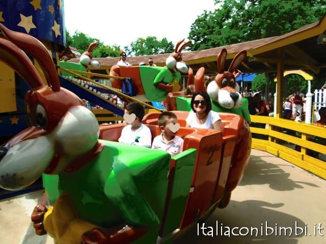 Parchi per bambini in Emilia Romagna: Mirabilandia a Ravenna
