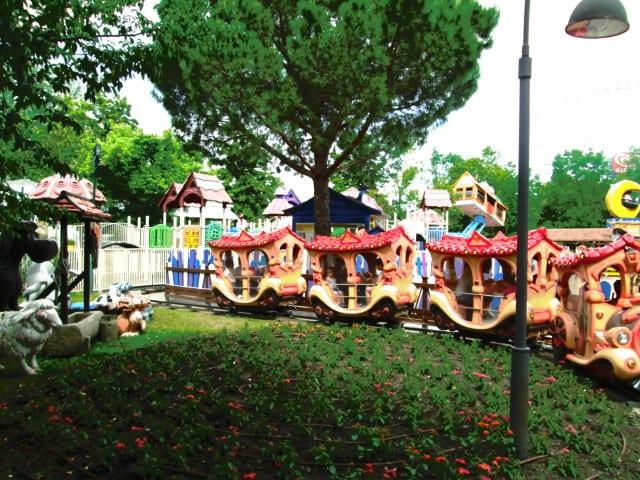 Parchi di divertimento in Italia: Mirabilandia