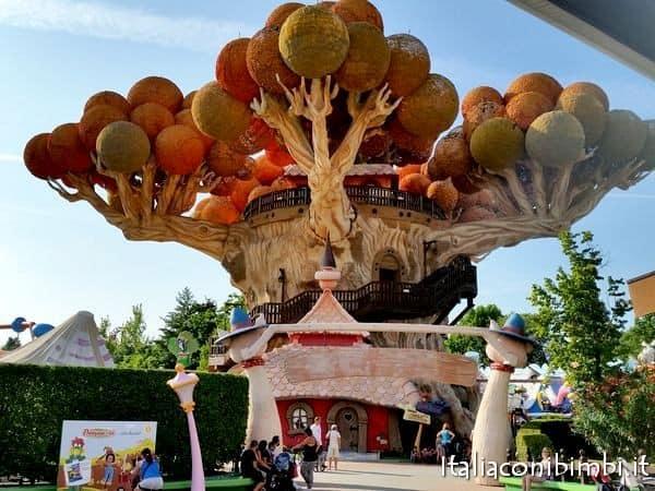 Gardaland albero di prezzemolo