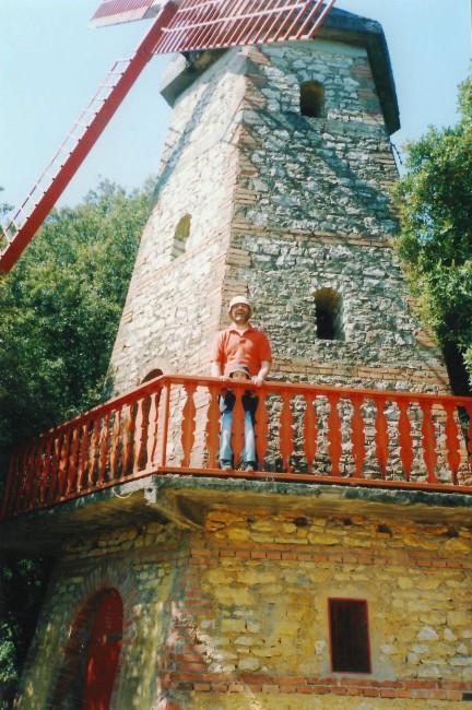 torre merlino alla città della Domenica di Perugia