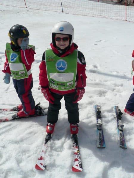 Sciare con bambini: Andalo