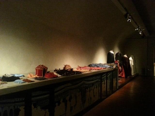 Musei di Firenze per bambini: Vita di Corte