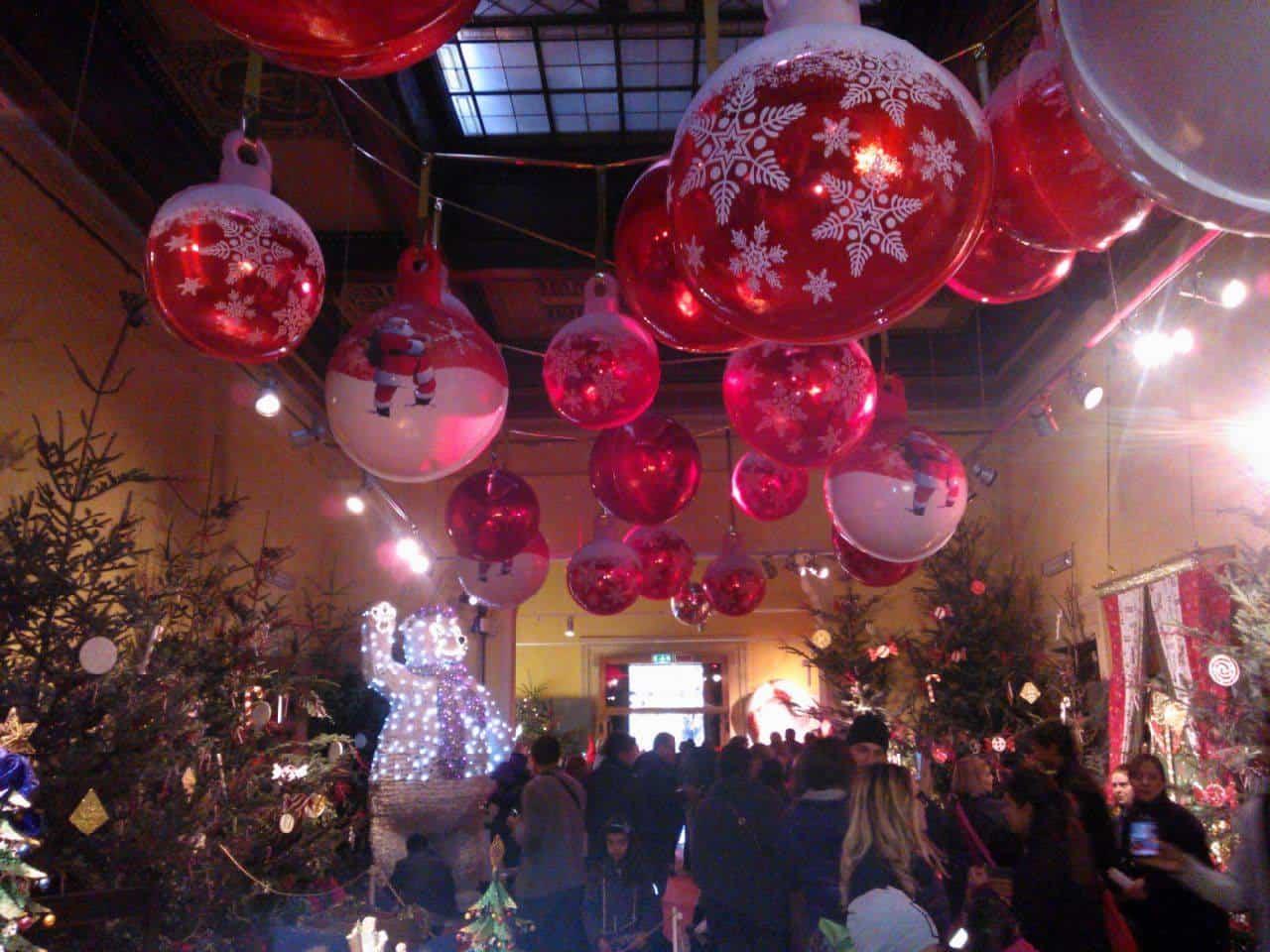 La Casa di Babbo Natale di Montecatini