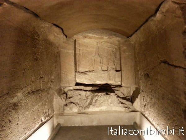 Torino con bambini museo egizio