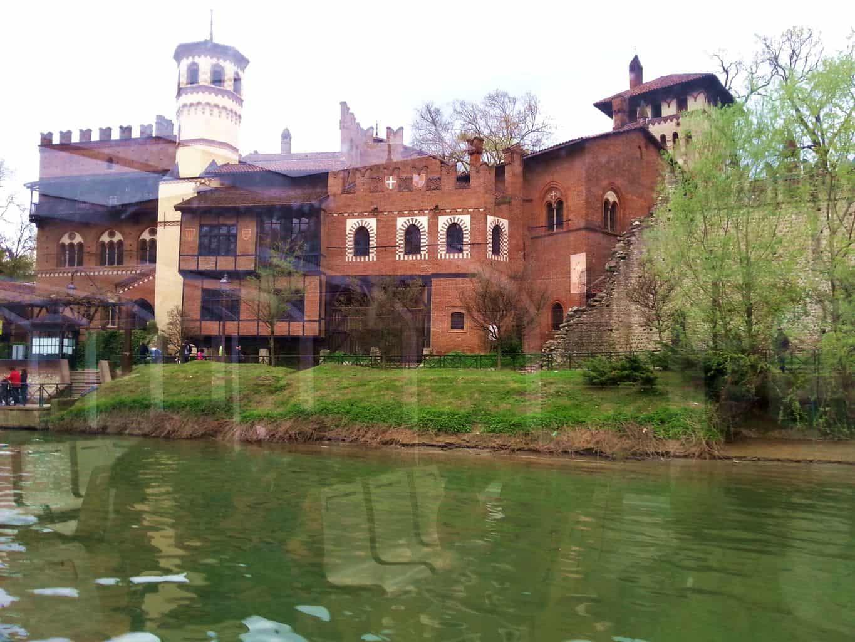 Borgo Medievale di Torino nel Parco del Valentino