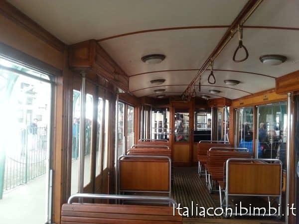 Torino con bimbi: tranvia Sassi Superga