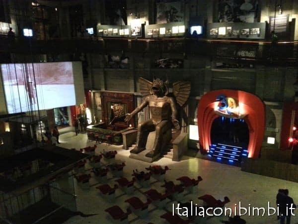 cosa vedere a Torino con bambini: museo del cinema