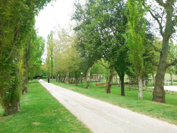weekend nelle Marche: Riserva naturale Abbadia di Fiastra