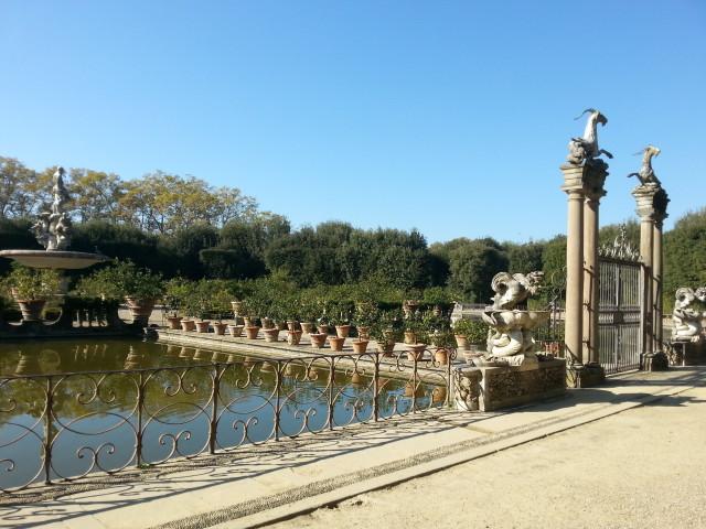 Parchi per bambini di Firenze: Giardino di Boboli