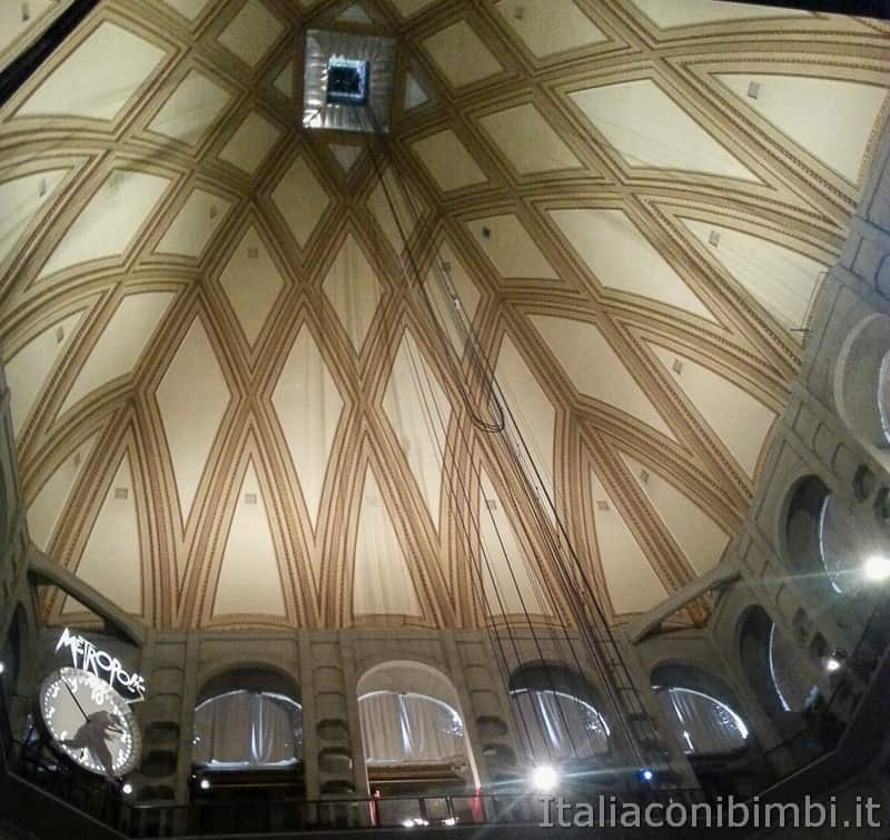 Torino - interno della Mole