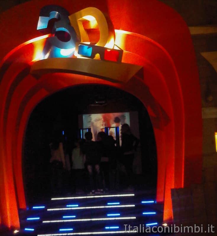 Torino - museo del cinema 3 D