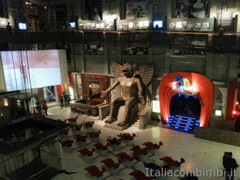 Torino - museo del cinema aula del tempio