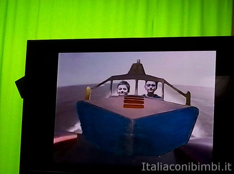 Torino - museo del cinema con bambini