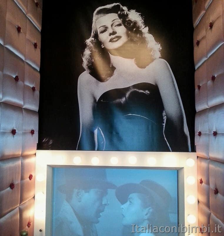 Torino - museo del cinema primo piano