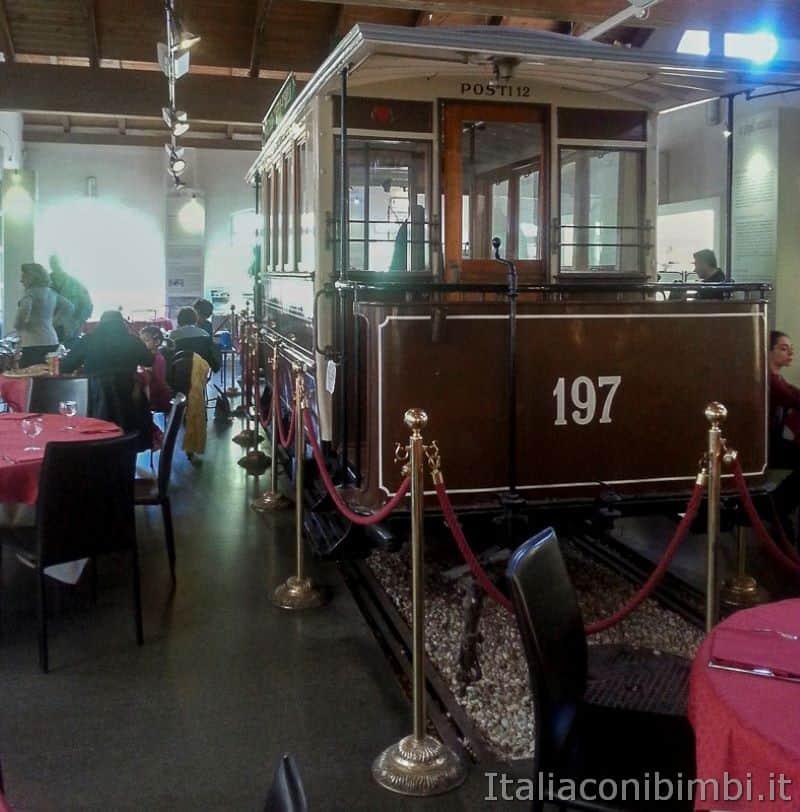 Torino - ristorante stazione tranvia Sassi Superga