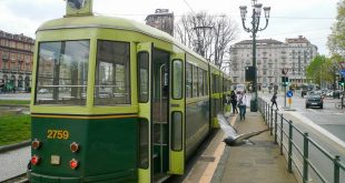 Torino - tram storico numero 7