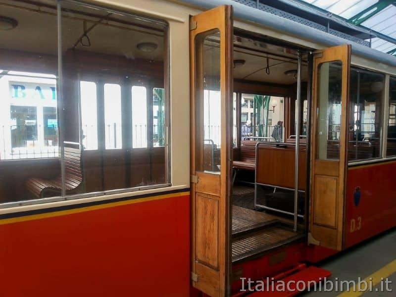 Torino - tranvia Sassi Superga