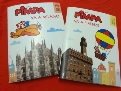 Guide gioco della Pimpa - Panini Editore