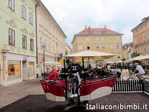 Klagenfurt centro