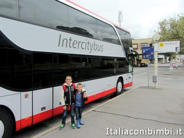viaggio in autobus da Klagenfurt a Udine