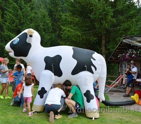 Cavallino Bianco di Ortisei festa ospiti abituali