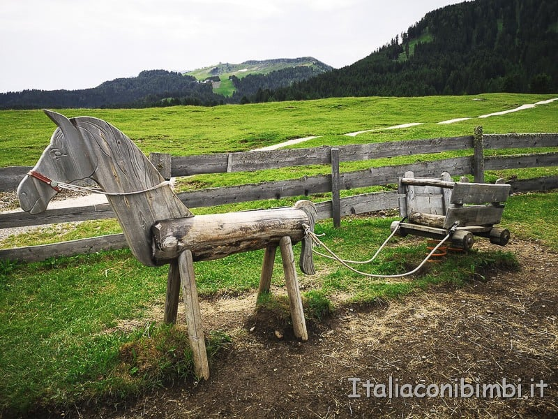 Panaraida- cavallo di legno