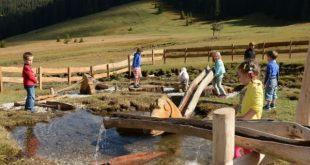 Panaraida sentiero per bambini Alto Adige