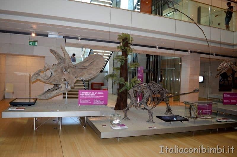 Muse di Trento dinosauri