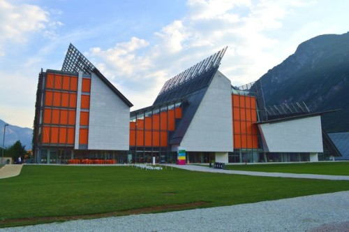 Museo della scienza di Trento con bambini