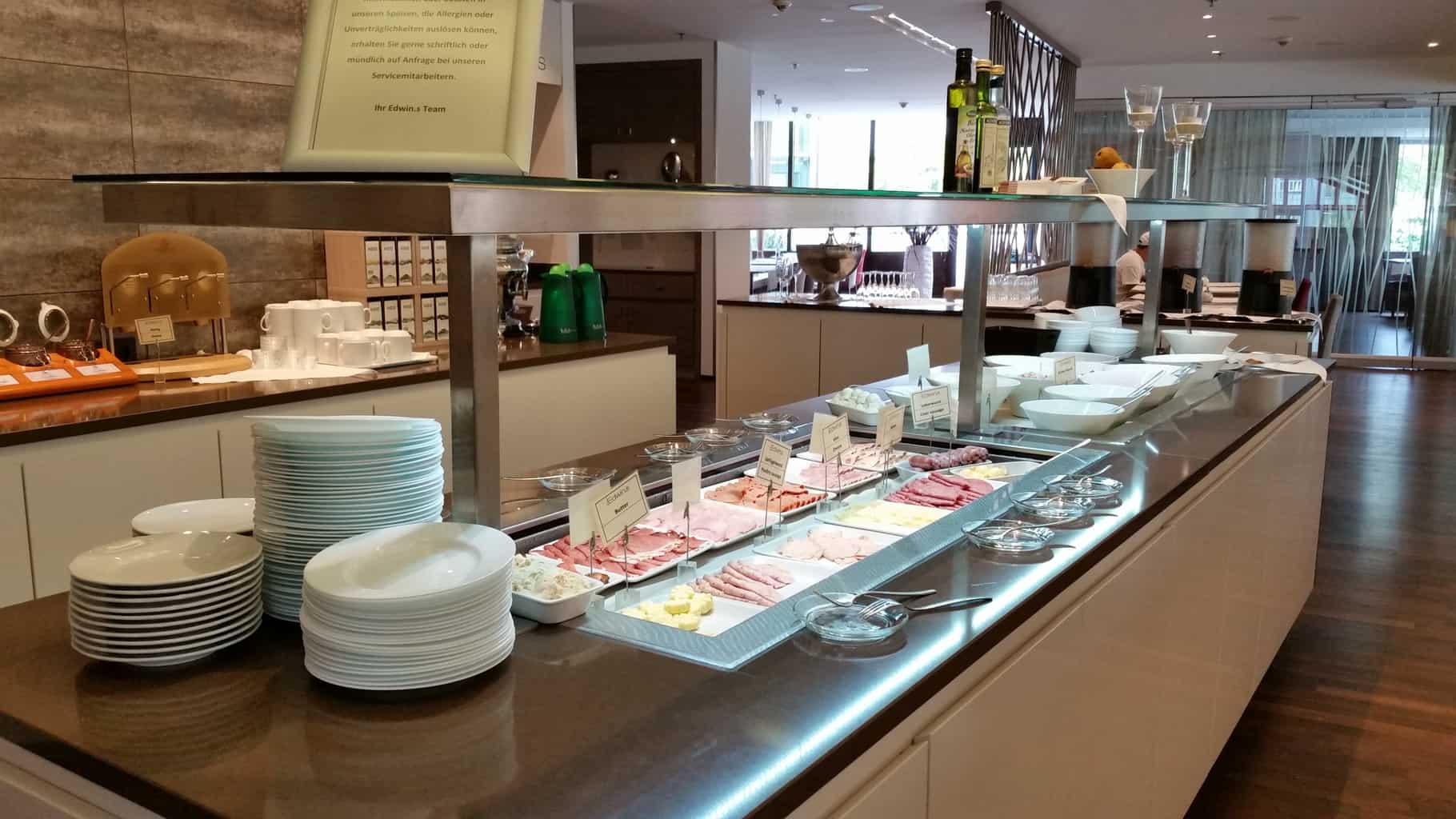 Colazione Hotel a Ulm