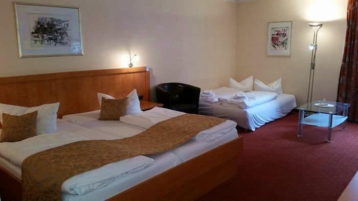 hotel Weisser Hase Passau