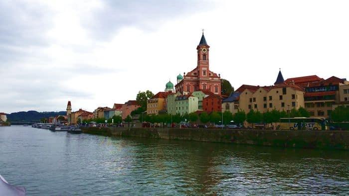 Crociera sul Danubio a Passau