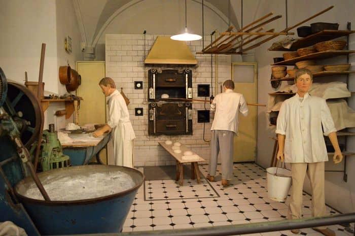 Ulm con bambini: museo del pane