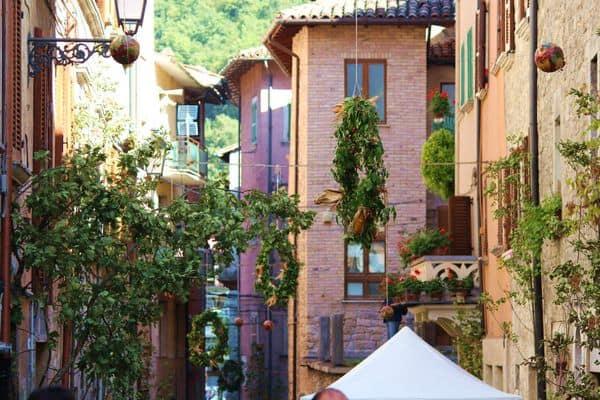 Sagre autunnali nelle Marche: Acquasanta