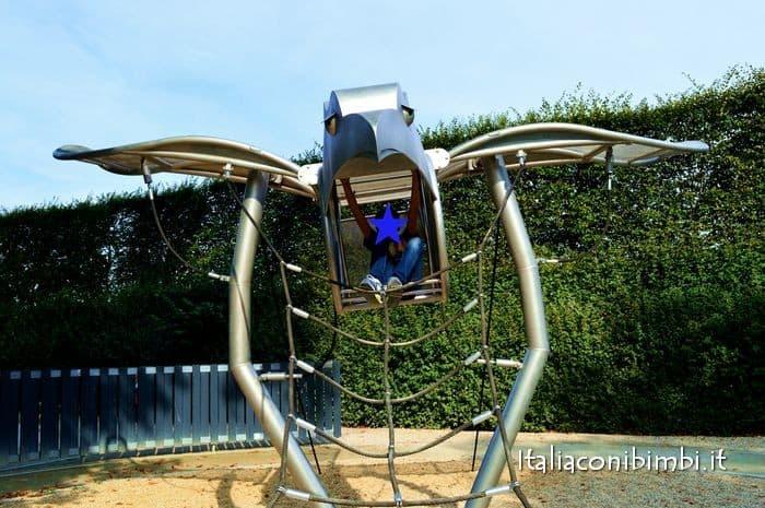 Vienna con i bambini parco del labirinto
