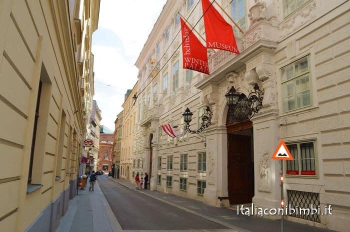 Vienna centro città
