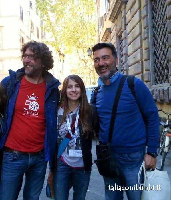 Fraffrog a Lucca Comics and Games 2015