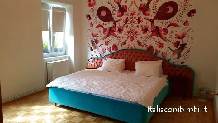 dove dormire a Vienna con bambini: hotel brillantengrund